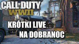 COD WWII - LIVE NA DOBRANOC
