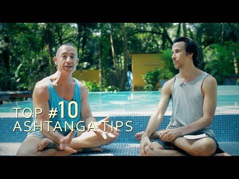 Top #10 Ashtanga Yoga Tips