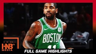 Kyrie Irving (35 pts, 7 ast) Crazy Highlights vs Hawks / Week 4 / Celtics vs Hawks