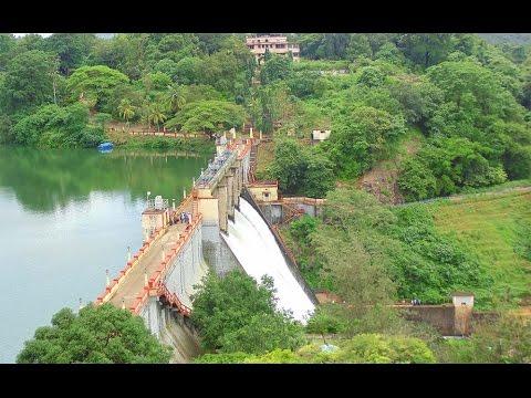 Panoramic View of Peechi Dam