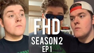 "Frat House Drama Season 2 Episode 1 ""Tinder"""