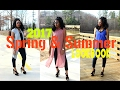 FASHION OOTD'S | SPRING & SUMMER EARLY IDEAS LOOKBOOK 2017 ( H D )