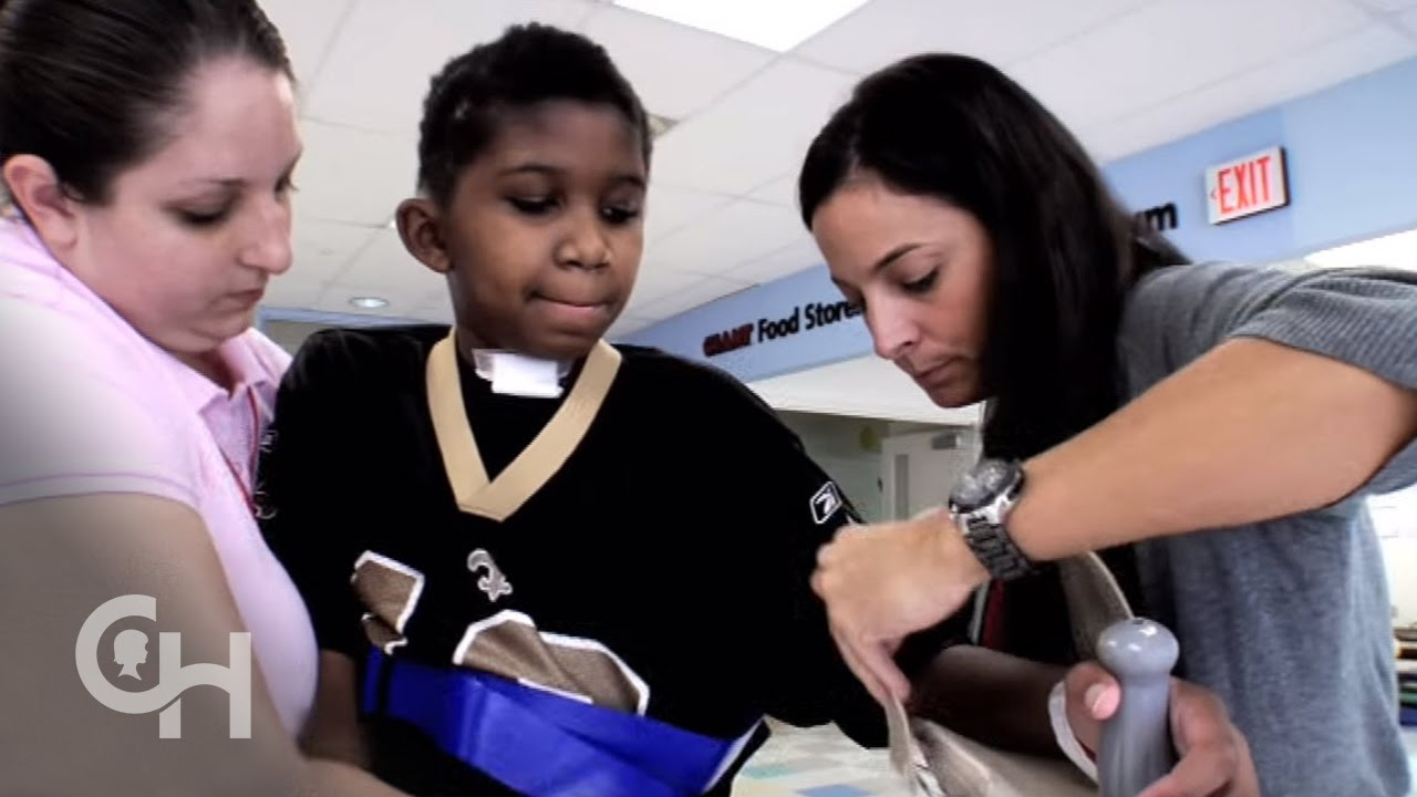 Road to Recovery: Support Through Rehabilitation - Pediatric Trauma Center  at CHOP (4 of 7)