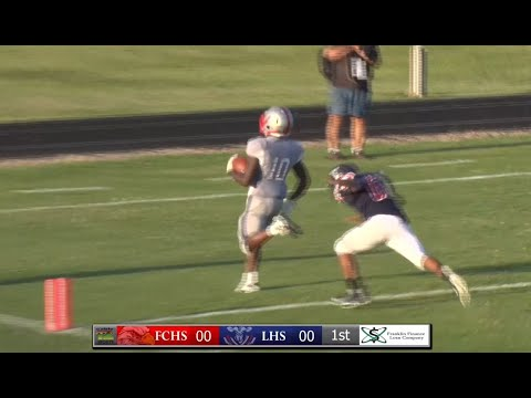 Franklin County Vs. Liberty 2019 - Game 1