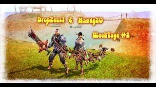[Metin2 Ekura] DropZeus1 & Mandy20 - WeekTage #2 |DayLight|