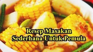Video Resep Masakan Sederhana Untuk Pemula download MP3, 3GP, MP4, WEBM, AVI, FLV April 2018