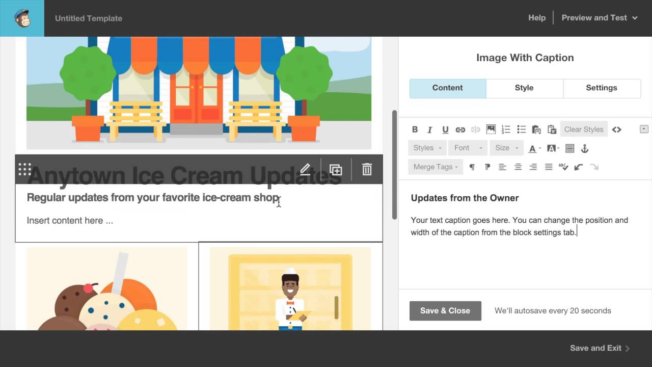 Lesson 12 Create A Custom Email Template Youtube