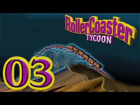 RollerCoaster Tycoon: Deluxe #3 |