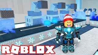 Roblox → ICE FACTORY!! -Ice Tycoon 🎮