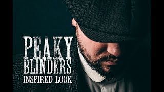 "Peaky Blinders Inspired Fashion l How To Get The ""Tommy Shelby Look""l Empire Outlet UK"