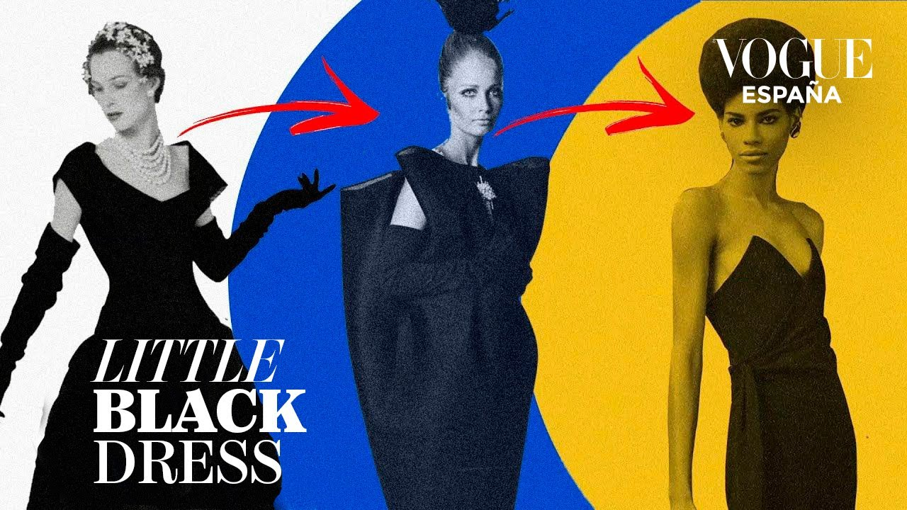 Todo lo que tienes que saber del 'little black dress' | VOGUE España