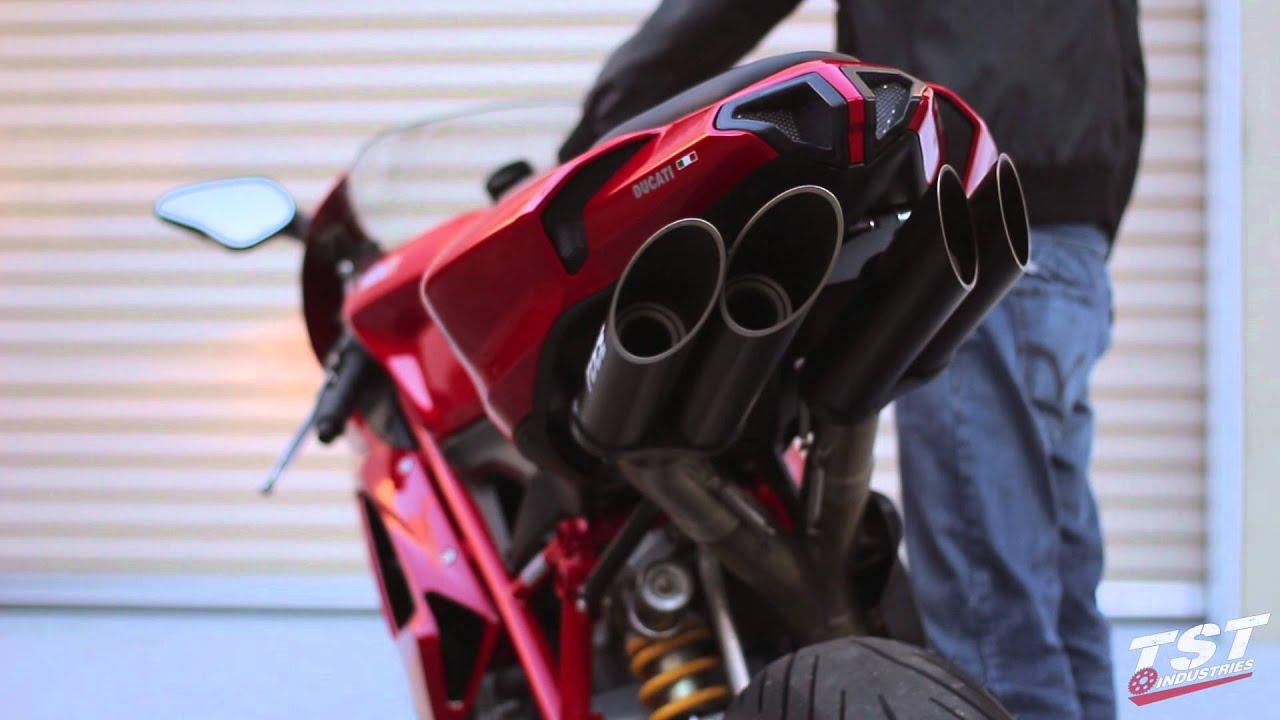 Quad Hd Wallpaper Extended Raw Sound Clip Ducati 848 1098 1198 Toce