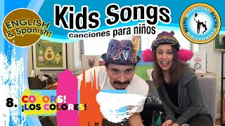 Bilingual Songs For Kids with Alina Celeste and Mi Amigo Hamlet - Spanish and English
