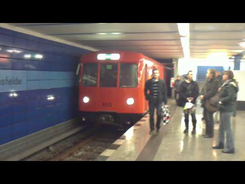 Rangierfahrt vom Typ D65 mit dem Typ GI/1E in Friedrichsfelde [720p HD]