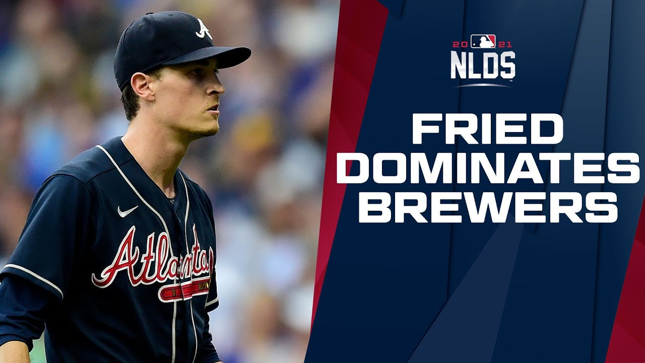 BIG GAME FRIED! Max Fried comes through for Braves with 9 Ks over 6 innings!