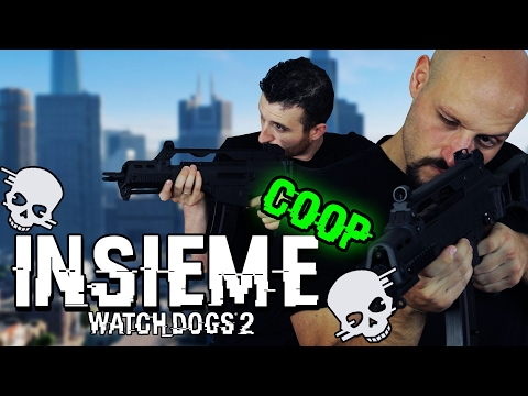 WATCH DOGS 2 - LA PRIMA COOP!