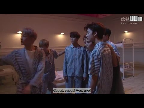 [INDO SUB] 161010 NCT DREAM Sohu Chewing Gum MV Behind The Scenes (Part 2)