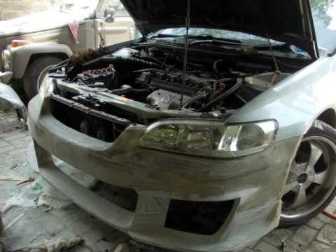 Accord Custom Bodykit
