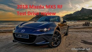 2018 Mazda MX5 RF Miata road test review