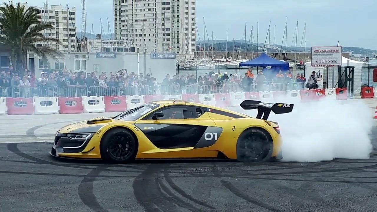 Formule 1 - Les avant-premières du Grand Prix de France à Toulon