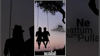 Azhagey | Kanavil Vandha Penne | Heart Touching Love Song | FullScreen | WhatsappStatus | D.JENISH