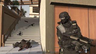 Rainbow Six Vegas 2 - Terrorist Hunt - Villa