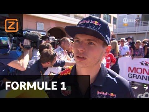 Max Verstappen: 'Ik ben enorm teleurgesteld' | Interview | GP van Monaco