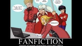 Reading Anime Fan Fiction (400 Subs)