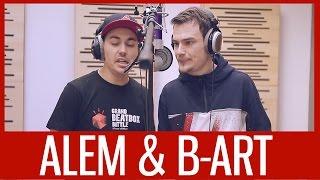 ALEM & B-ART  |  Grand Beatbox Battle Studio Session