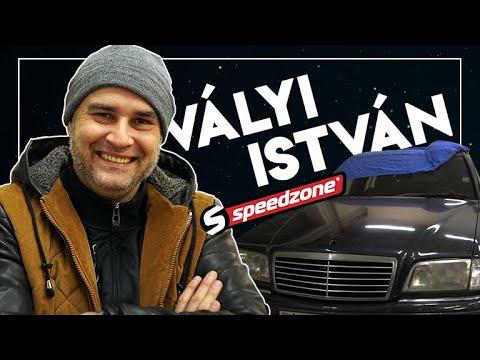 """Vályi István - """"Rengeteg Meló Van Ebben, Nem Csak Beülünk A Kocsiba"""""""
