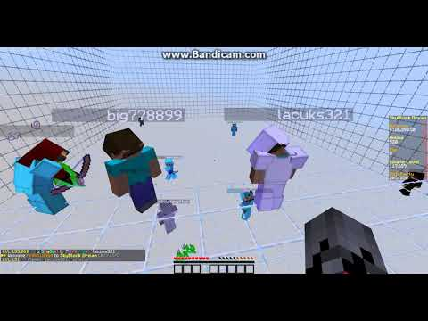 Hacker in Skyblock Dream | JartexNetwork