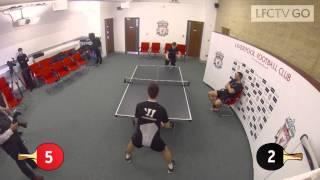 Table Tennis: Manquillo v Moreno
