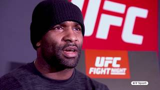 Manuwa: I'm better in every respect for Blachowicz rematch at UFC London