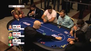 2. Шева, Надаль, Рональдо и другие звезды спорта играют в покерном турнире! | PokerStars.com