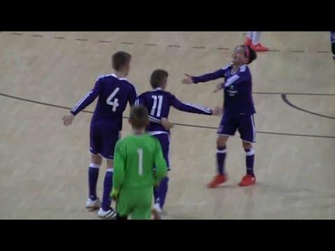 NV Logistics CSI Talent Cup U11 2017 Finale Champions RSC Anderlecht   Olympique Lyonnais