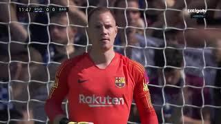 Real Sociedad vs Barcelona - 1 a 0 - Gol de ARITZ ELUSTONDO