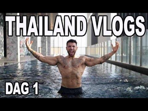 WOW! Vi Bor Som Millionærer! (Pool, Træningscenter & luksus udsigt) - Dansk Vlog I Thailand