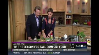 A Fresh Twist on Meatloaf, Everyone's Favorite Fall Comfort Food (10/2/15 on KARE 11)