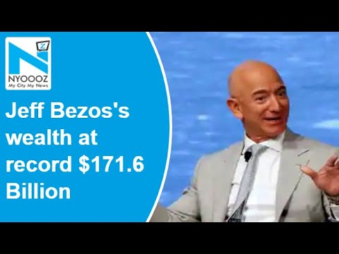 Amazon CEO Jeff Bezos Sets A New Record For The Richest ...