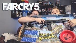 Ilyen lesz a Far Cry 5! #HYPEISREAL