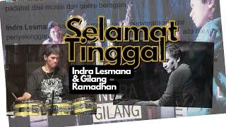 Indra Lesmana Feat Gilang Ramadhan - Selamat Tinggal Lyric