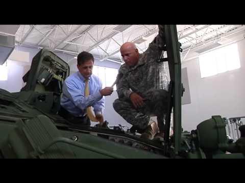 Legislative Report: Tour of Horsham Air Guard Station