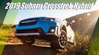 New 2019 Subaru Crosstrek Hybrid Overview