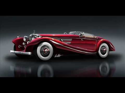 The Most Beautiful Cars - YouTube