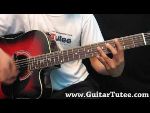The Cab High Hopes In Velvet Ropes By Guitartutee Youtube