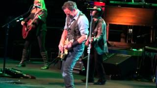 "Bruce Springsteen ""Adam Raised a Cain"" Anaheim 12-4-12"