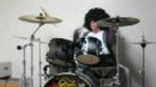 DRUM COVER: Crank That - Soulja Boy Ft. Travis Barker