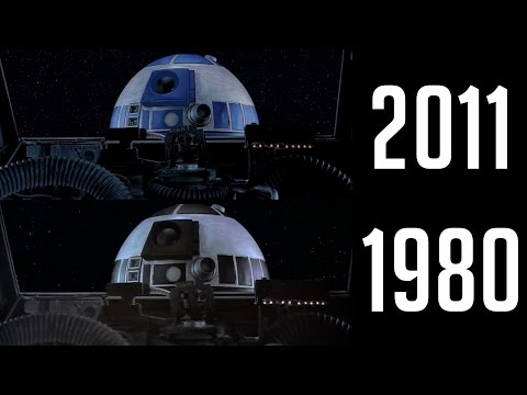 Star Wars Changes - Part 7 of 7 - Blu Ray Changes