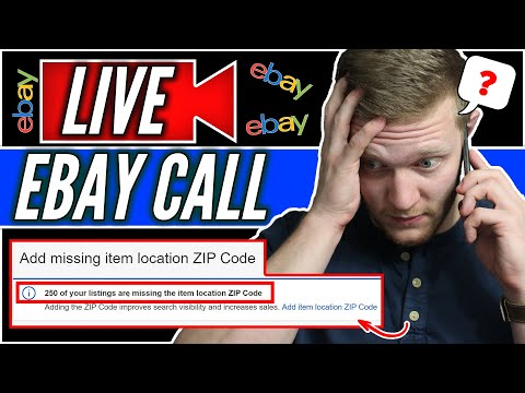 📞[LIVE CALL] Ebay Item Location Policy Updates And Answers 2020