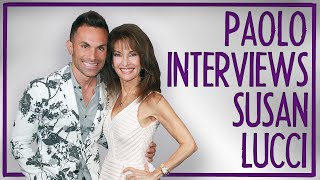 "Susan Lucci talks ""Devious Maids"" & if she'll ever go back to daytime!"